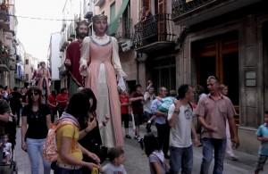 Gigantes de Cataluña