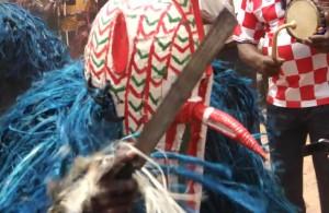 Bobo mask from Pala